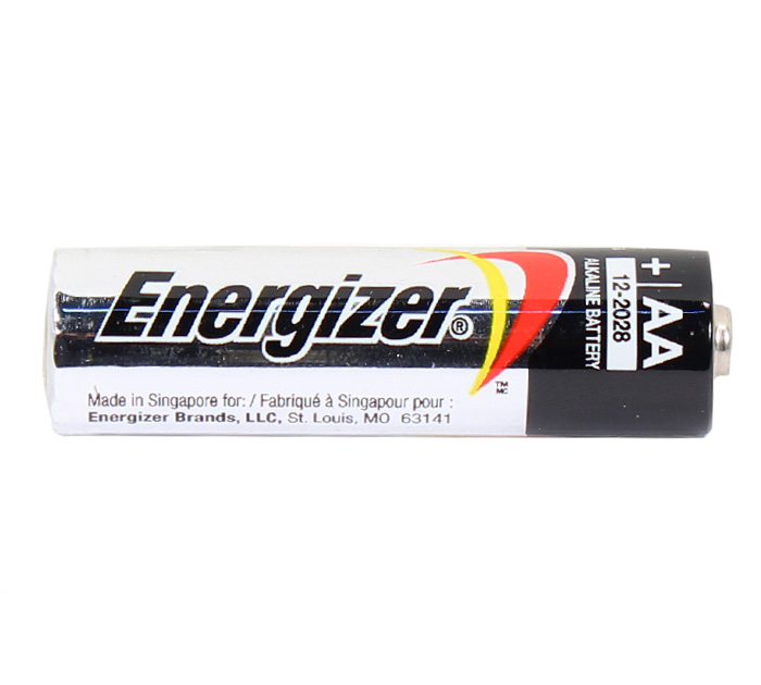 Элемент питания Energizer MAX+Power Seal АА